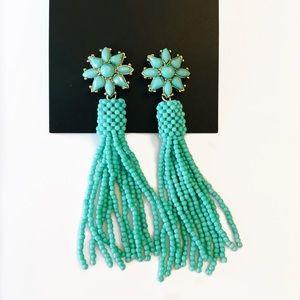 Jewelry - Beaded Tassel Earrings